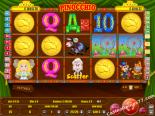 fruitautomaten gratis Pinocchio Wirex Games