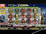 fruitautomaten gratis X-Men CryptoLogic